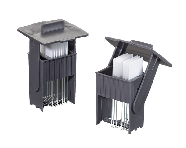EasyDip Vertical Slide Staining Rack - Teomics
