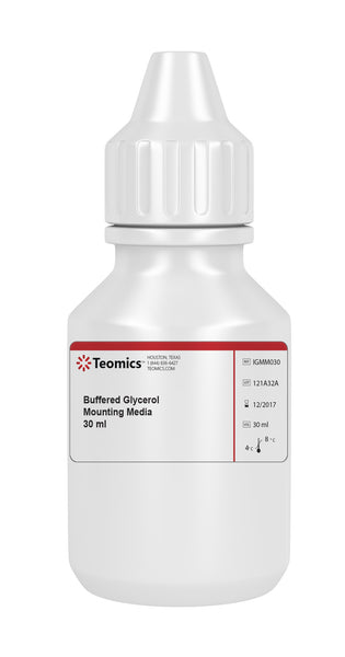 Buffered Glycerol Mounting Media - Teomics