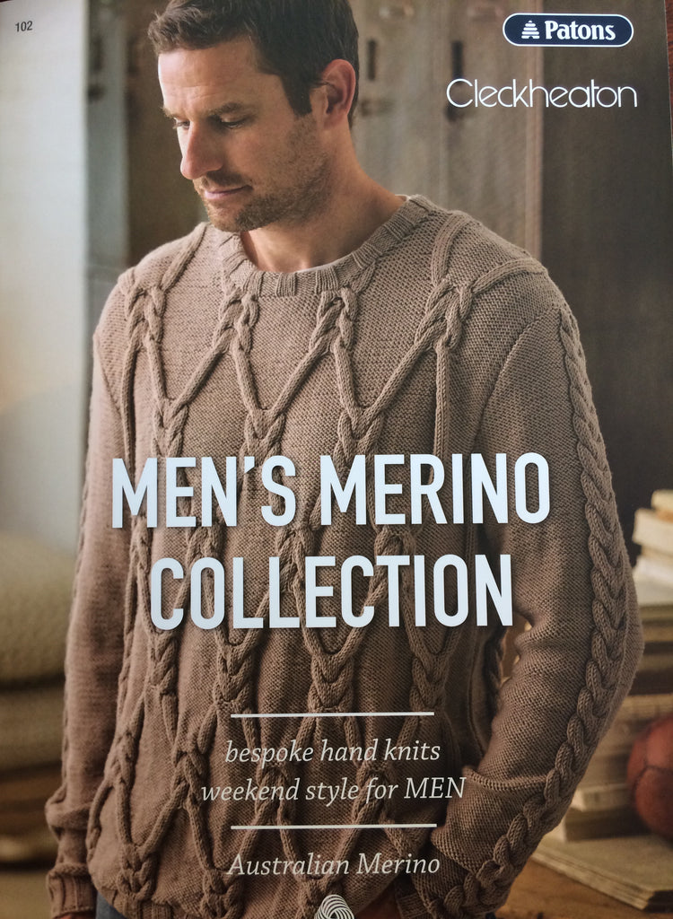Men's Merino Collection