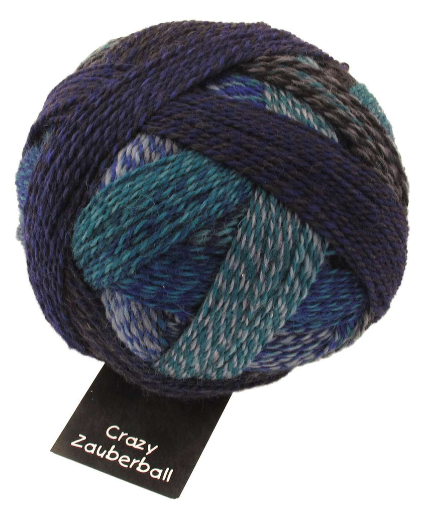 Zauberball Crazy 4 Ply - Convent and Chapel Wool Shop  - 2