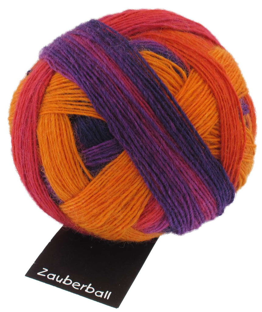 Zauberball 4 Ply - Convent and Chapel Wool Shop  - 4