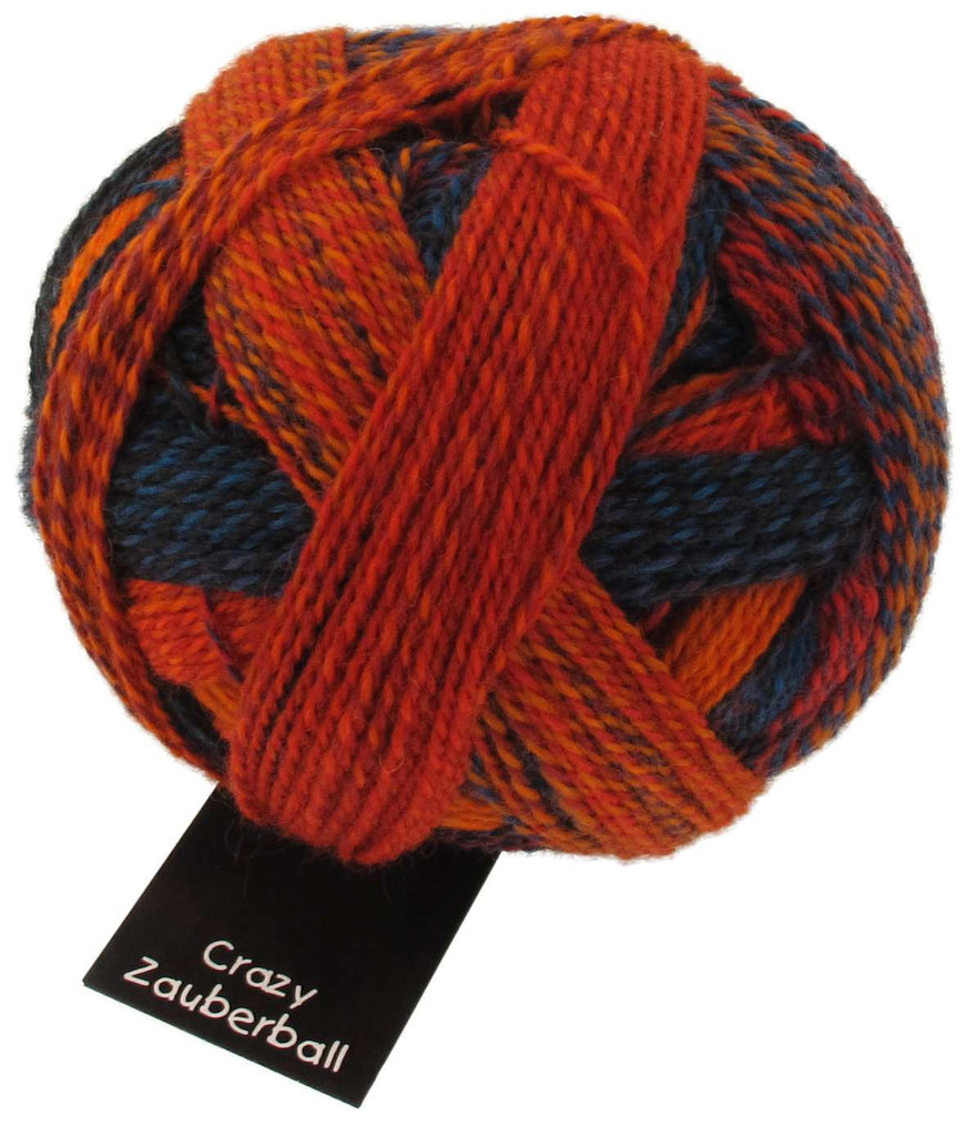 Zauberball Crazy 4 Ply - Convent and Chapel Wool Shop  - 3