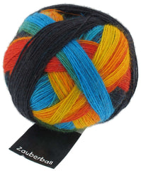 Zauberball 4 Ply - Convent and Chapel Wool Shop  - 1