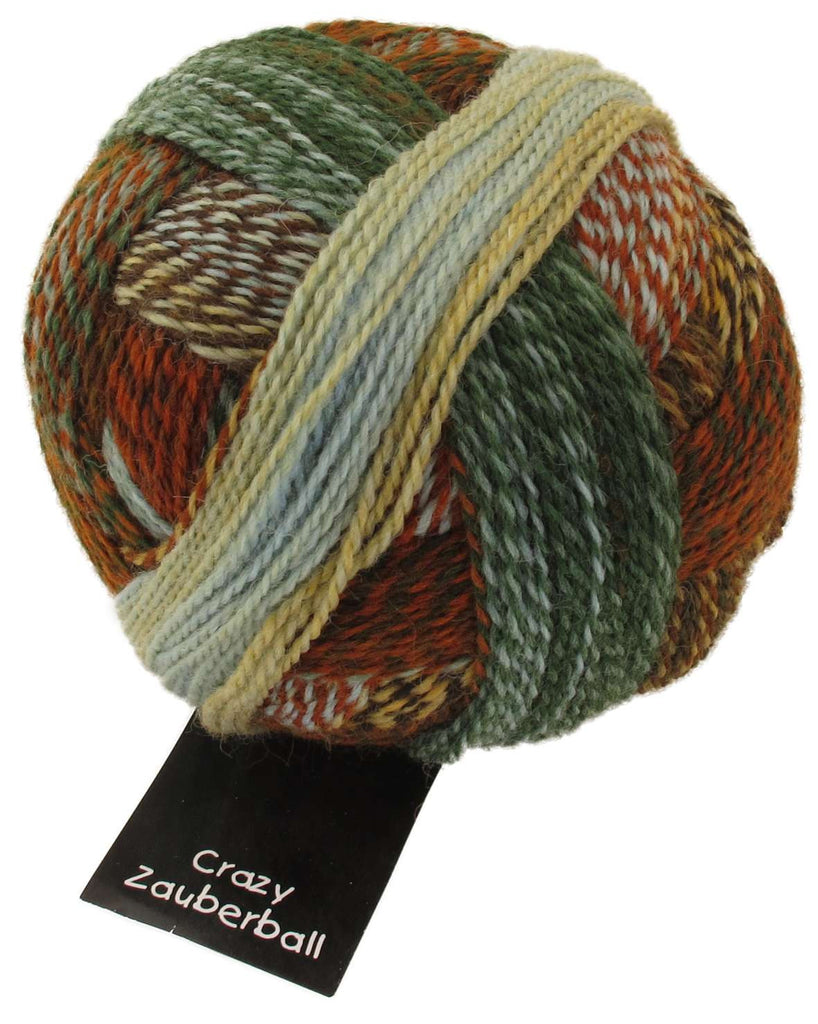 Zauberball Crazy 4 Ply - Convent and Chapel Wool Shop  - 5