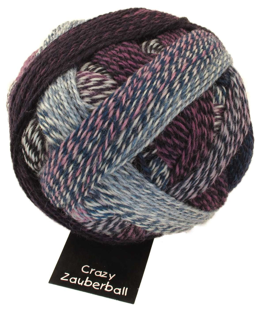 Zauberball Crazy 4 Ply - Convent and Chapel Wool Shop  - 6