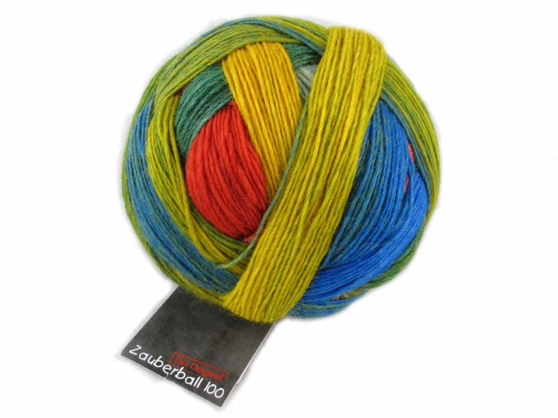 Zauberball 100 4 Ply - Convent and Chapel Wool Shop  - 4
