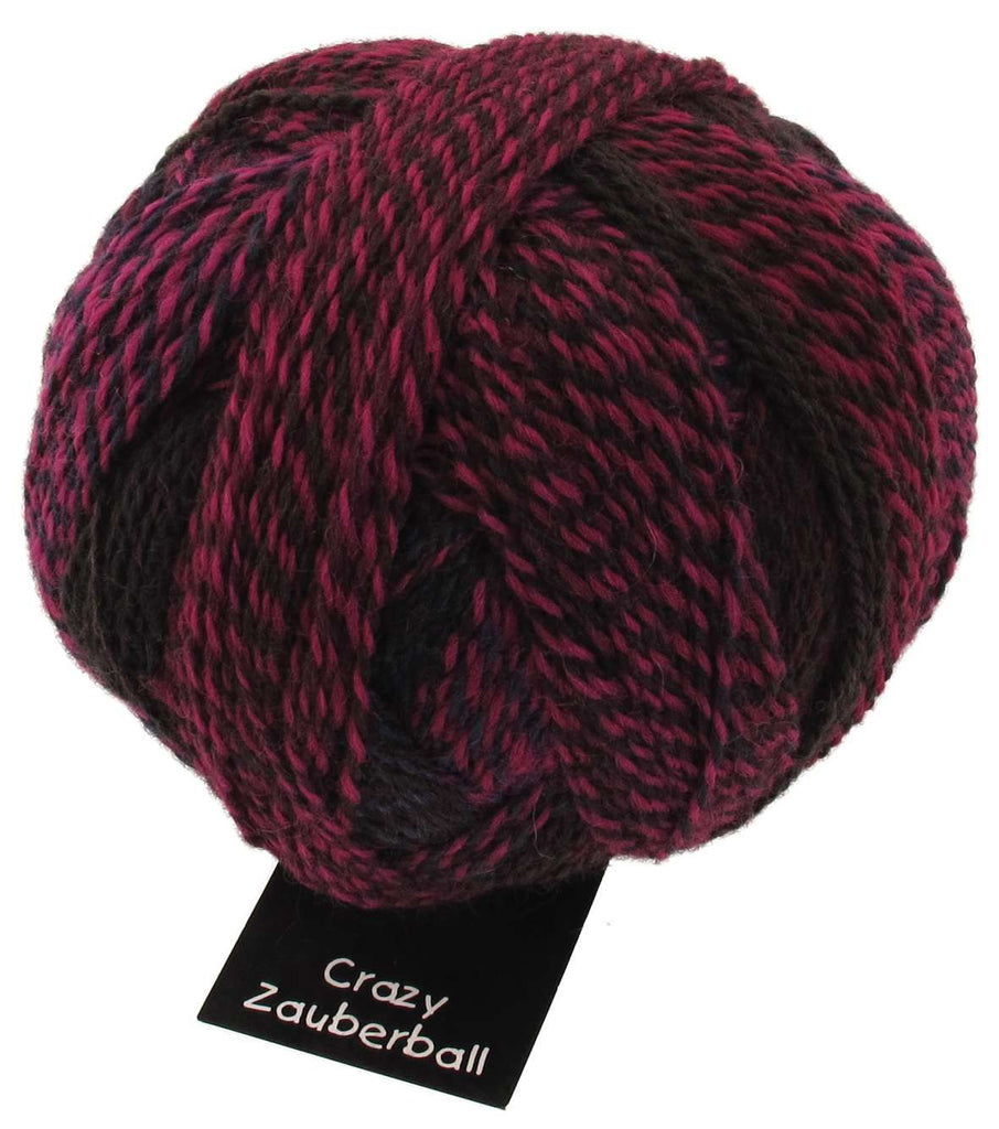 Zauberball Crazy 4 Ply - Convent and Chapel Wool Shop  - 10