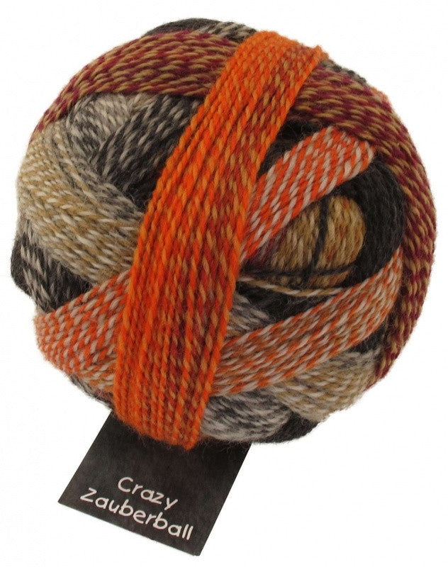 Zauberball Crazy 4 Ply - Convent and Chapel Wool Shop  - 12