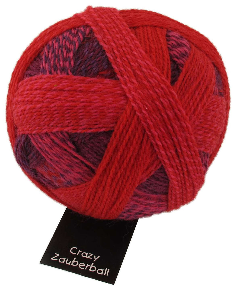 Zauberball Crazy 4 Ply - Convent and Chapel Wool Shop  - 13