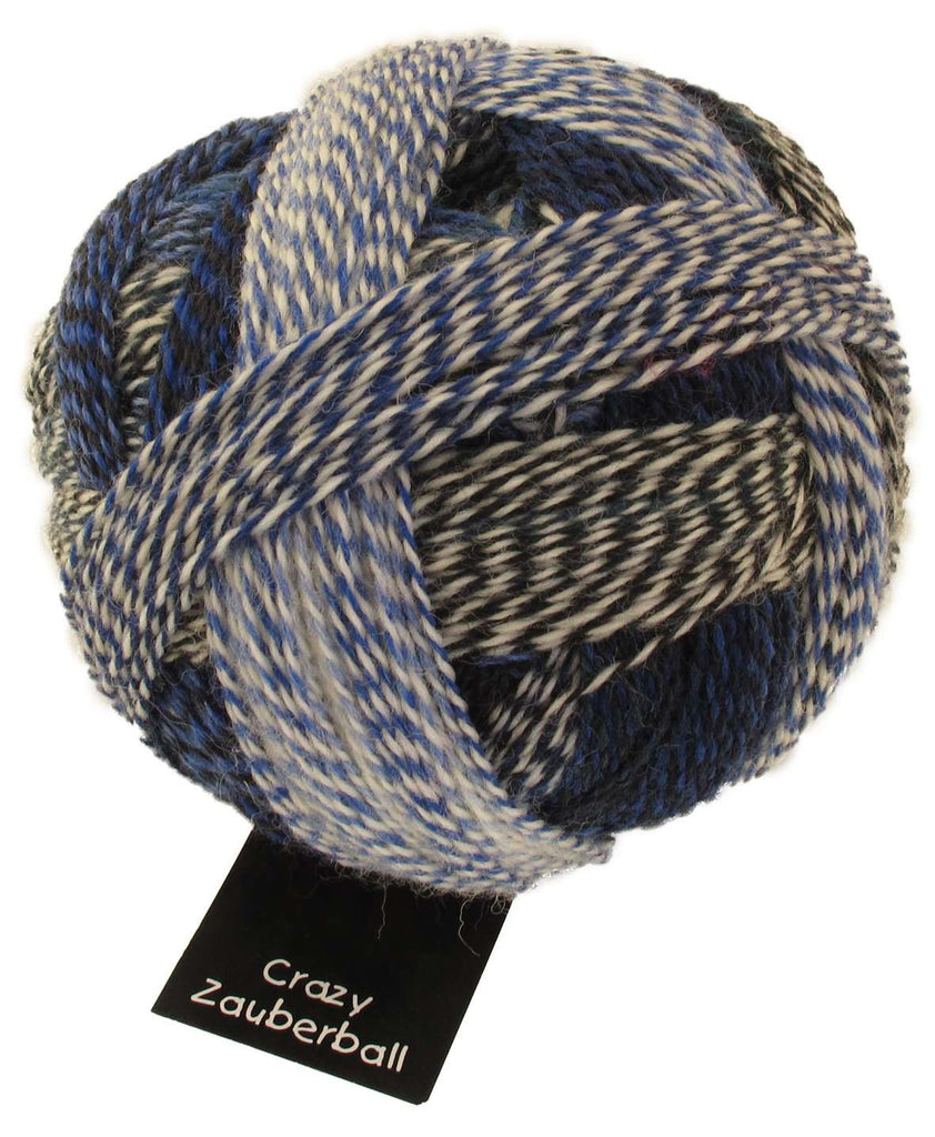 Zauberball Crazy 4 Ply - Convent and Chapel Wool Shop  - 14