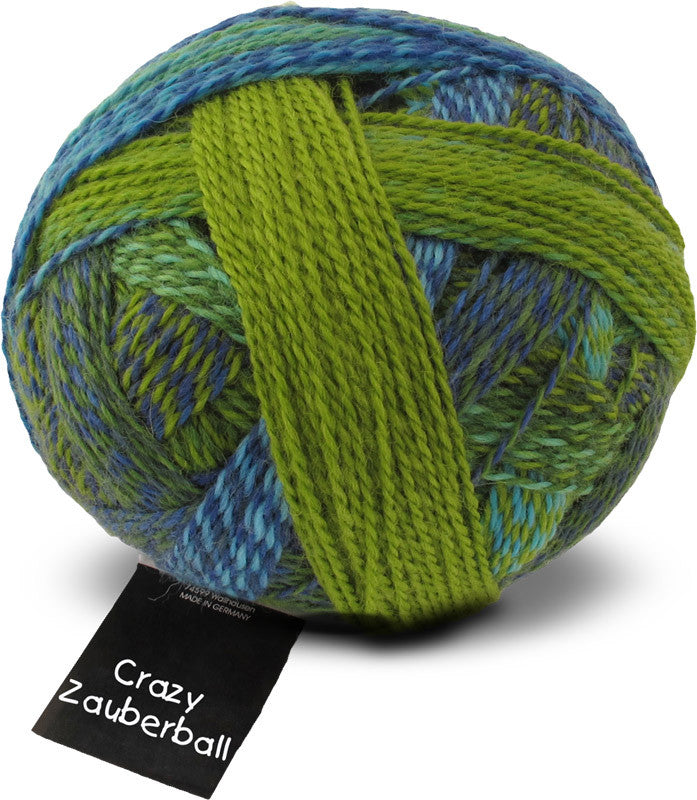 Zauberball Crazy 4 Ply - Convent and Chapel Wool Shop  - 17