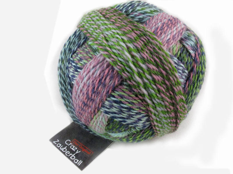 Zauberball Crazy 4 Ply - Convent and Chapel Wool Shop  - 19