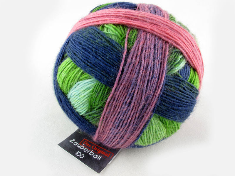 Zauberball 100 4 Ply - Convent and Chapel Wool Shop  - 9