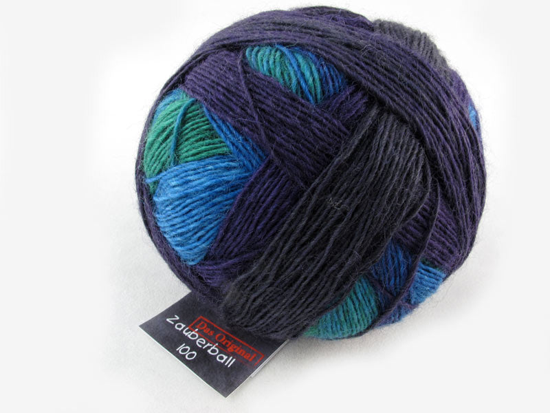 Zauberball 100 4 Ply - Convent and Chapel Wool Shop  - 10