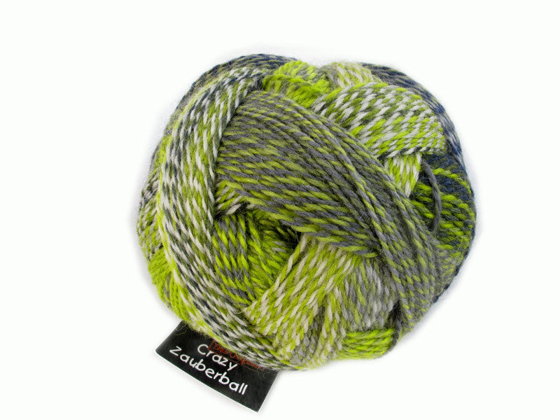Zauberball Crazy 4 Ply - Convent and Chapel Wool Shop  - 21