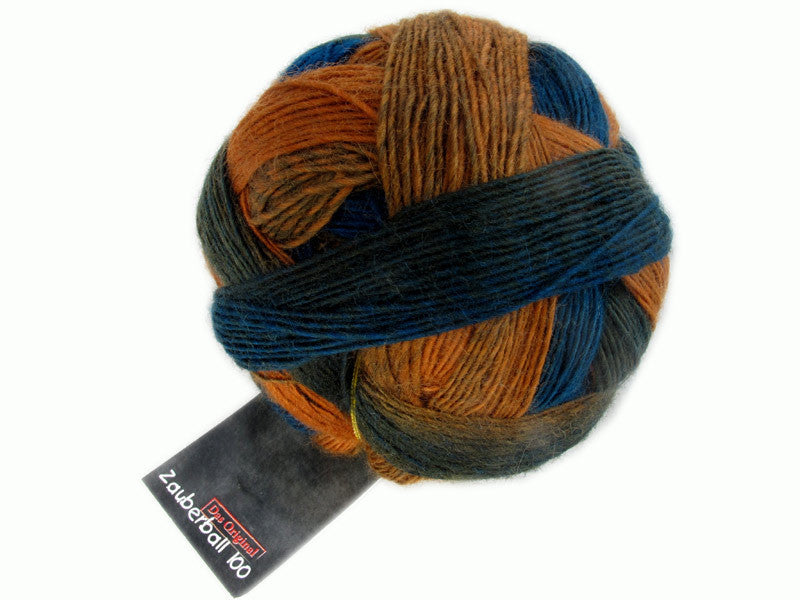 Zauberball 100 4 Ply - Convent and Chapel Wool Shop  - 12