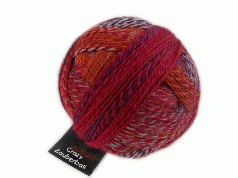 Zauberball Crazy 4 Ply - Convent and Chapel Wool Shop  - 22
