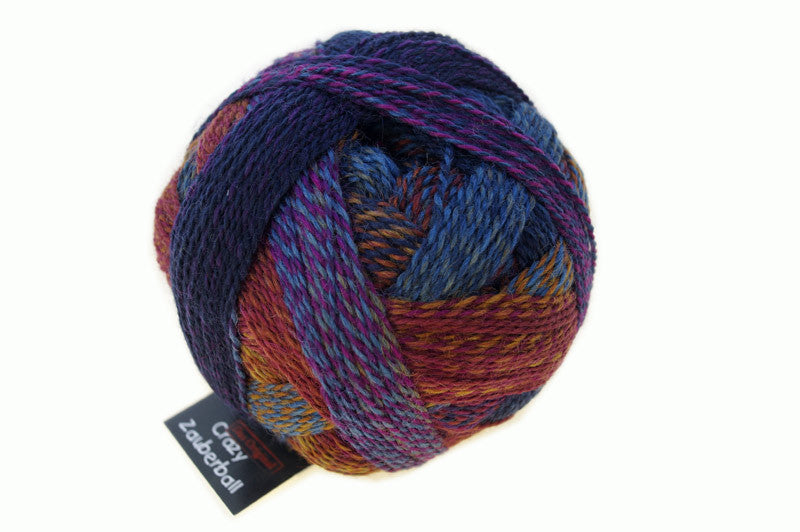 Zauberball Crazy 4 Ply - Convent and Chapel Wool Shop  - 23