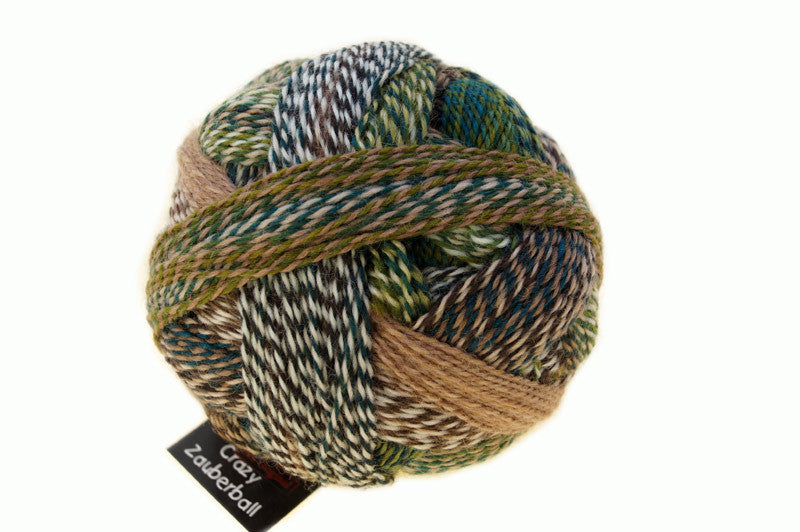 Zauberball Crazy 4 Ply - Convent and Chapel Wool Shop  - 24