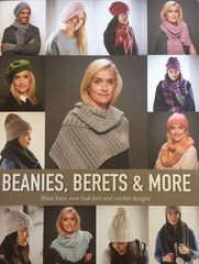 Patons Beanies, Berets and More 359