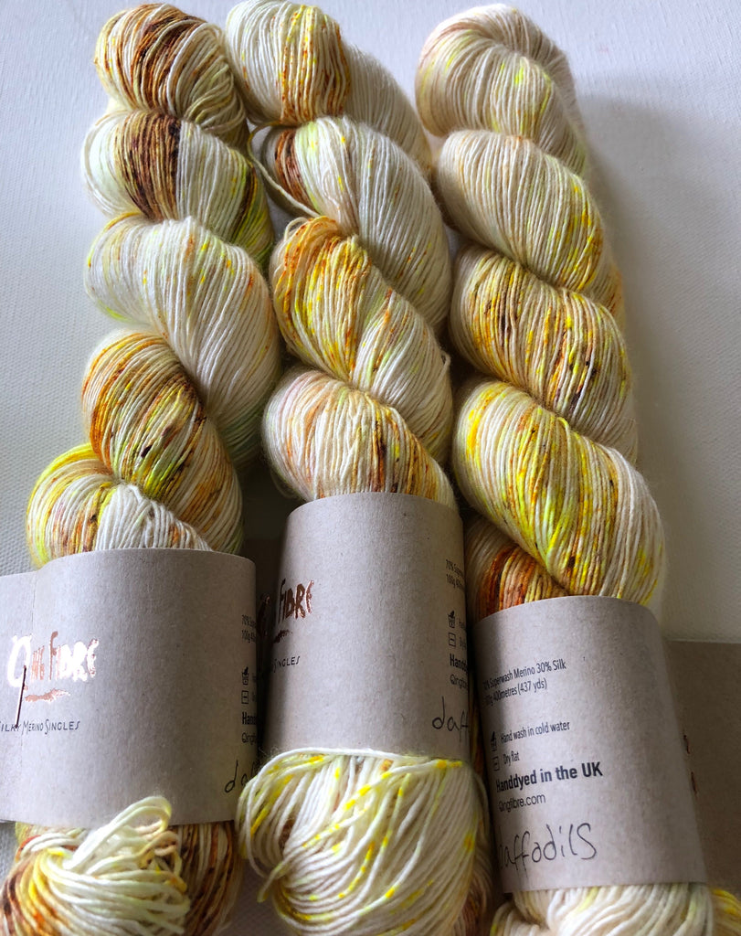 Qing Fibre - Silky Merino Single