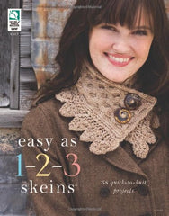 Easy As 1-2-3 Skeins - Convent and Chapel Wool Shop