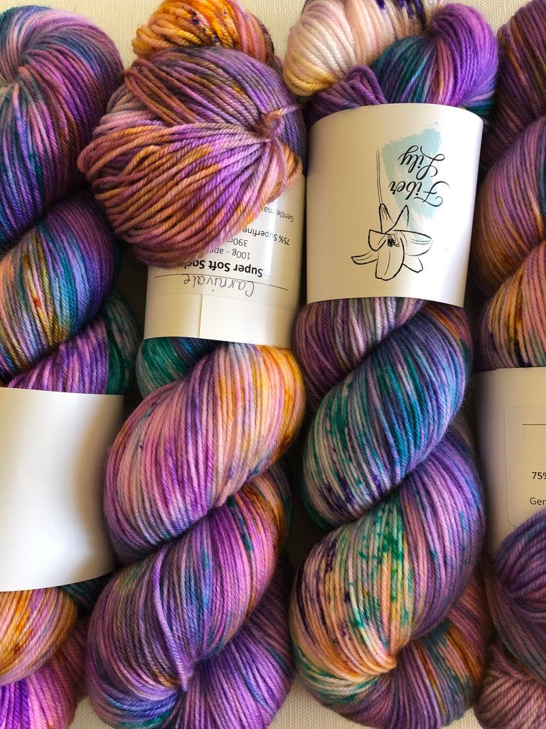 Coolree Silk/Merino - Convent and Chapel Wool Shop  - 2