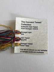 Convent Tweed Collection