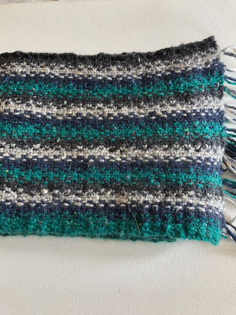 Wollemi Weave Scarf Knit Kit