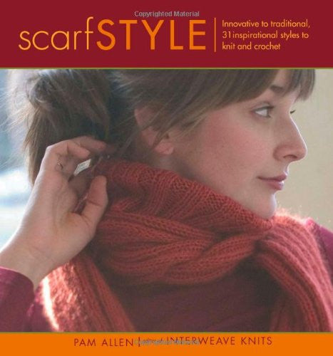 Scarf Style by Pam Allen - Convent and Chapel Wool Shop  - 1