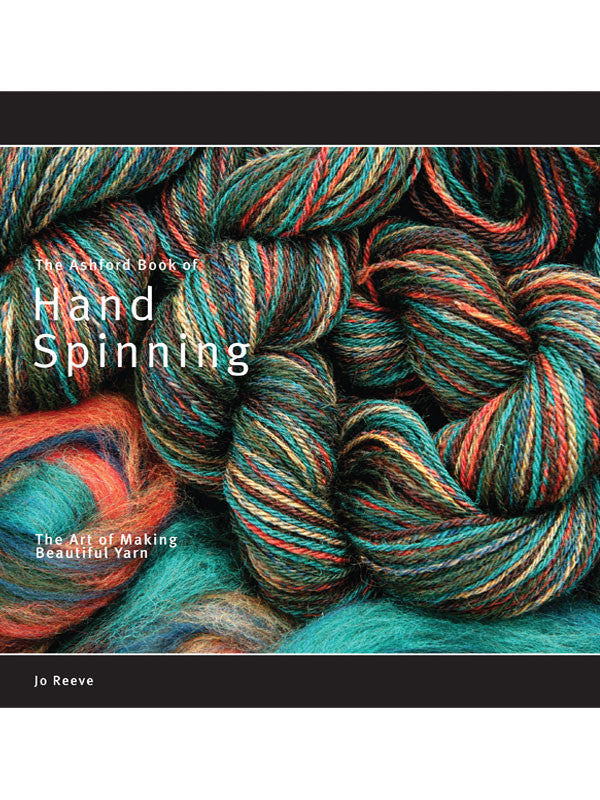 The Ashford Book of Hand Spinning - Convent and Chapel Wool Shop