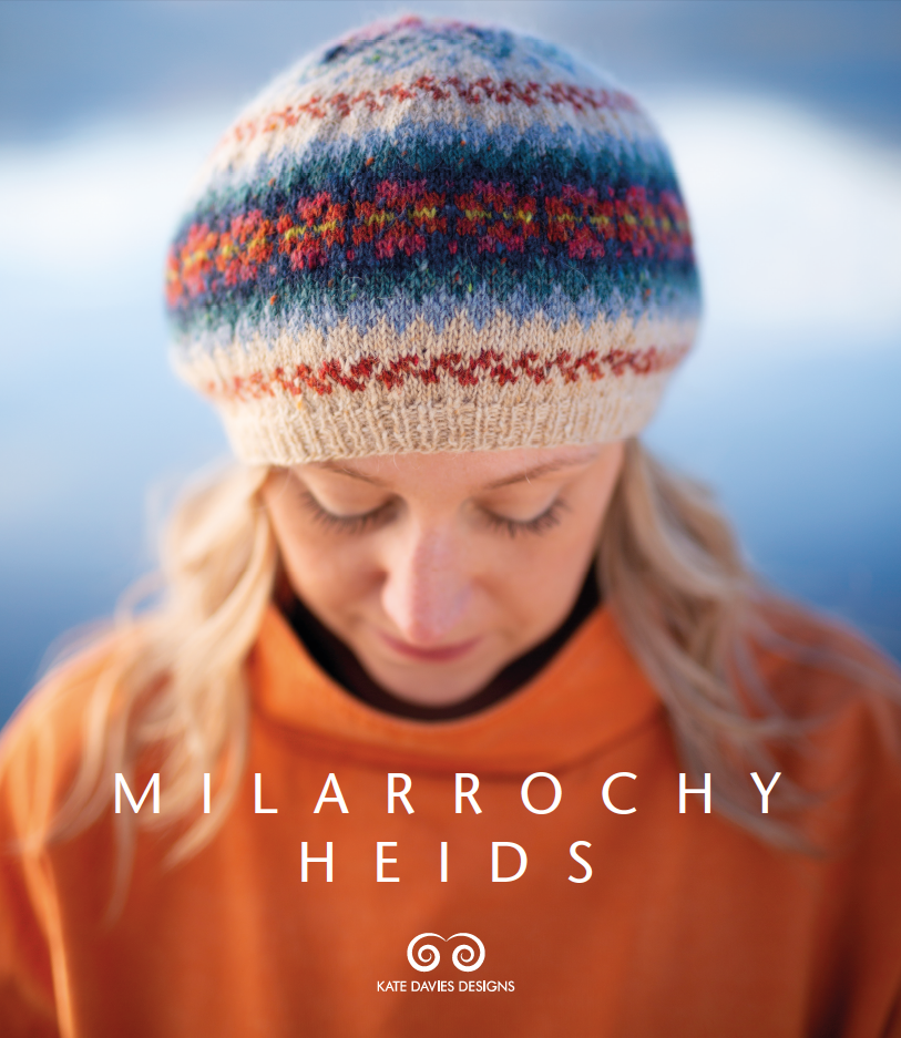Milarrochy Heids by Kate Davies Designs