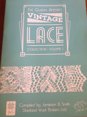 The Gladys Amedro Vintage Lace Collection - Vol 1