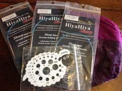 "Hiya Hiya 9"" Steel Circular Sock Set"