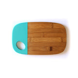 SMALL BAMBOO BOARD - AQUA