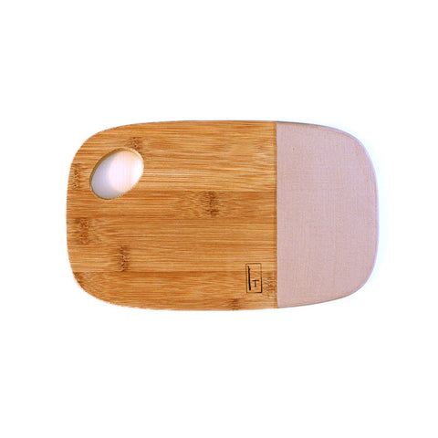 SMALL BAMBOO BOARD - METALLIC