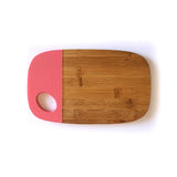 SMALL BAMBOO BOARD - PINK