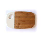 SMALL BAMBOO BOARD - WHITE