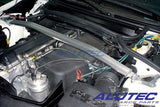 Alutec BMW Front Strut Bar - BMW E46 Sedan / Coupes / M3 (1998-2006)