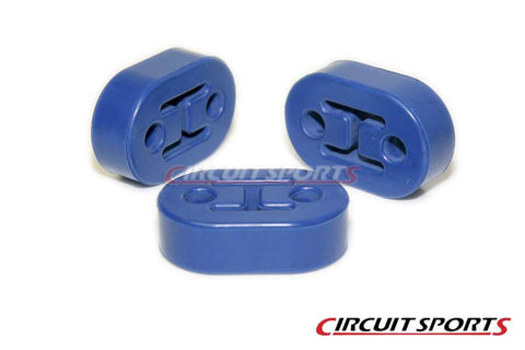 Exhaust Muffler Hanger Bushing - Universal (9mm & 12mm)
