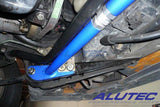 Alutec Front Tension H-Bar - Nissan 240SX/180SX/Silvia ('89-94 S13)