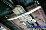Alutec Lower Mid-Chassis 2-point Brace – Subaru Impreza ('08+ GH8/GRB)