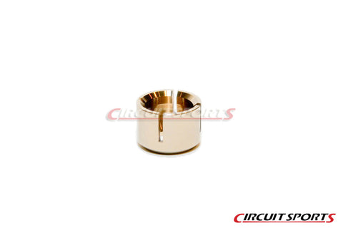 Shift Lever Collar, Brass - Nissan 240SX/180SX/Silvia (S13/S14)