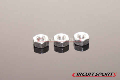 Stainless Steel Nut for turbo inlet studs