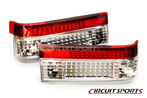 Rear Tail Light Kit - Toyota Corolla Hatch ('84-87 AE86)