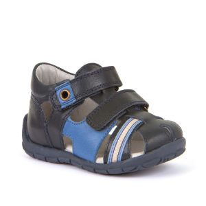 Froddo G2150122 Boys Navy Sandals