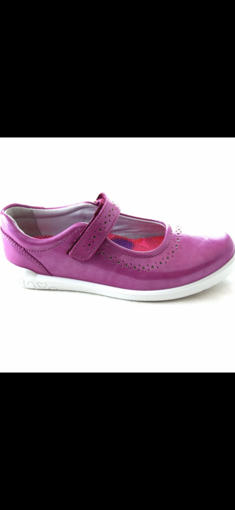 Ricosta Leila Girls Fuschia Shoes