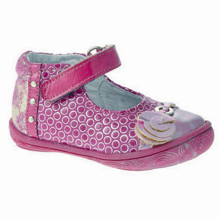 Babybotte Sitron Deep Pink Girls Shoes