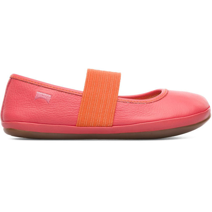 Camper Right 80025 Coral Pink Ballerina Shoes