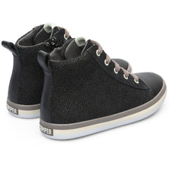 Camper Boys Black Boots K900014-012